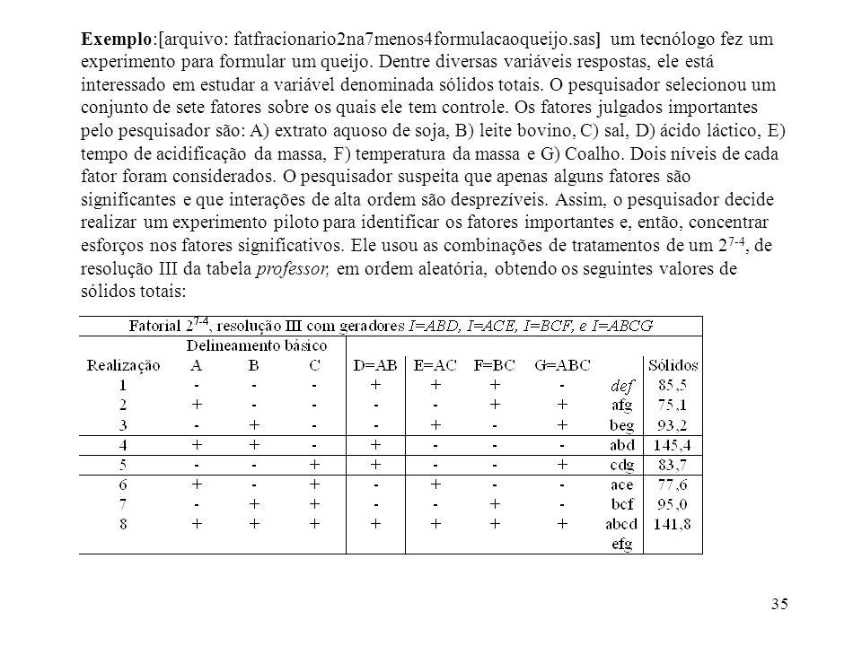 Exemplo:[arquivo: fatfracionario2na7menos4formulacaoqueijo